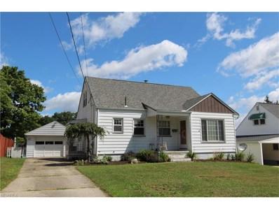 1493 Haynes Ave, Barberton, OH 44203 - MLS#: 3929552
