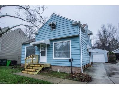 1564 Maplegrove Rd, South Euclid, OH 44121 - MLS#: 3930394