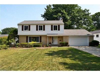 327 Royal Oak Blvd, Richmond Heights, OH 44143 - MLS#: 3930681