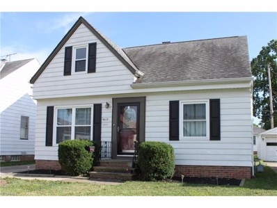 4613 Wood Ave, Cleveland, OH 44134 - MLS#: 3931003