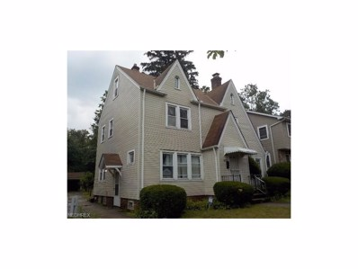 1603 Ivydale Rd, Cleveland Heights, OH 44118 - MLS#: 3931199