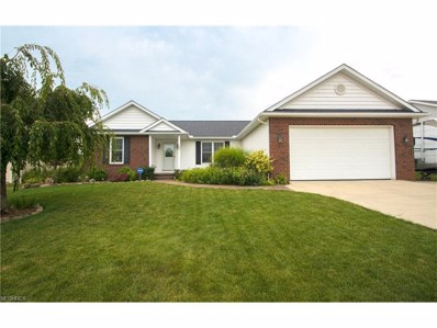 1408 Woodforest St NORTHWEST, Massillon, OH 44647 - MLS#: 3932126