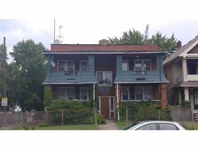 3417 Bosworth Rd, Cleveland, OH 44111 - MLS#: 3932383