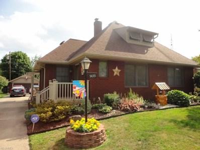 1435 Kensington St NORTHWEST, Warren, OH 44485 - MLS#: 3932404