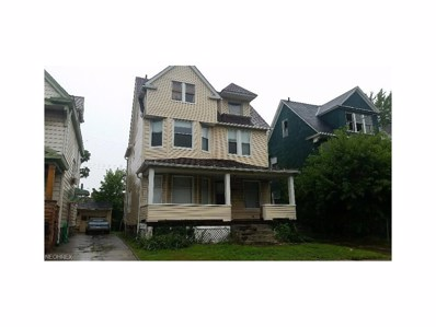 10327 Colonial Ave, Cleveland, OH 44108 - MLS#: 3932847