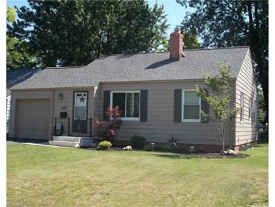 1643 Overbrook Rd, Lyndhurst, OH 44124 - MLS#: 3933703