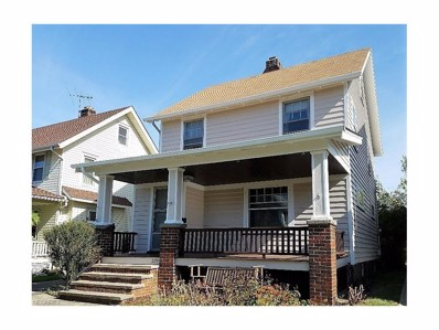 2199 Chesterland Ave, Lakewood, OH 44107 - MLS#: 3933965