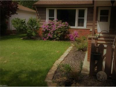 1156 Hansford Rd, Lyndhurst, OH 44124 - MLS#: 3934229