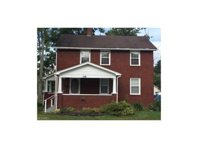 408 Belvedere Ave SOUTHEAST, Warren, OH 44483 - MLS#: 3934373
