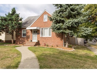 1376 Parkview Dr, Lyndhurst, OH 44124 - MLS#: 3934631