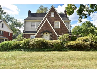 1615 Mayfield Ave, Youngstown, OH 44509 - MLS#: 3934729