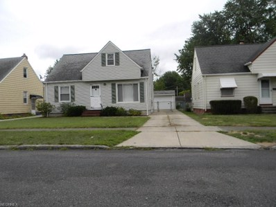 5743 E 139th St, Garfield Heights, OH 44125 - MLS#: 3935075
