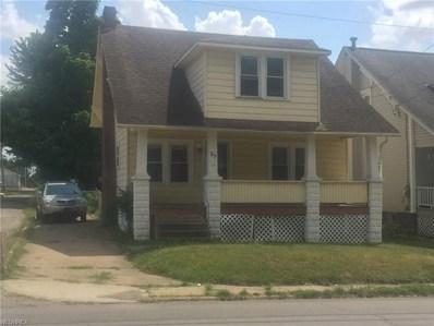 820 Pershing Rd, Zanesville, OH 43701 - MLS#: 3935952