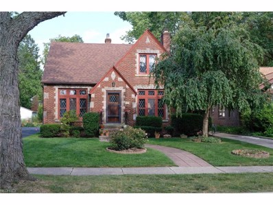 2639 Canterbury Rd, Cleveland Heights, OH 44118 - MLS#: 3936106