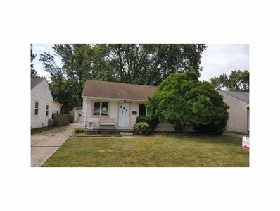 13613 Leroy Ave, Cleveland, OH 44135 - MLS#: 3936575