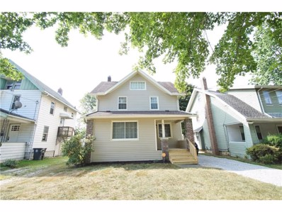 156 E Mapledale Ave, Akron, OH 44301 - MLS#: 3937843