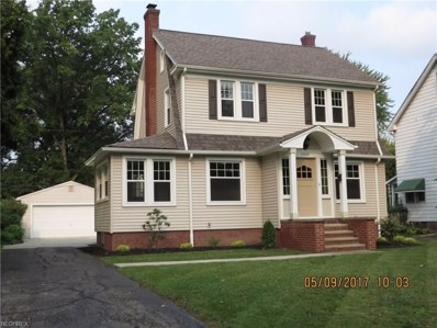 2622 Canterbury Rd, Cleveland Heights, OH 44118 - MLS#: 3937931