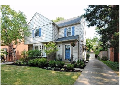 2583 Channing Rd, University Heights, OH 44118 - MLS#: 3938340
