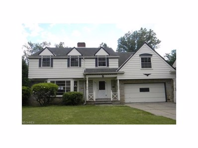 1460 Blackmore, Cleveland Heights, OH 44118 - MLS#: 3939021