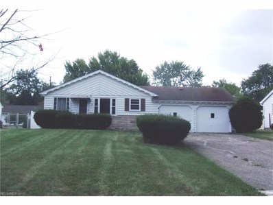 1744 Laurie Dr, Youngstown, OH 44511 - MLS#: 3939248