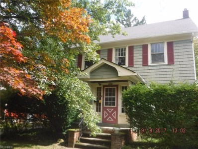2603 Princeton Rd, Cleveland, OH 44118 - MLS#: 3940106