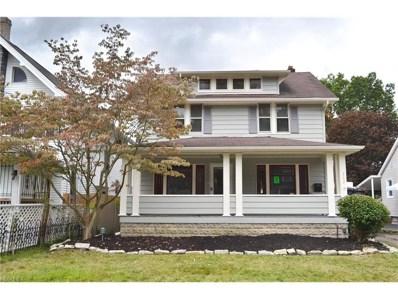 317 Bonnie Brae Ave NORTHEAST, Warren, OH 44483 - MLS#: 3940302