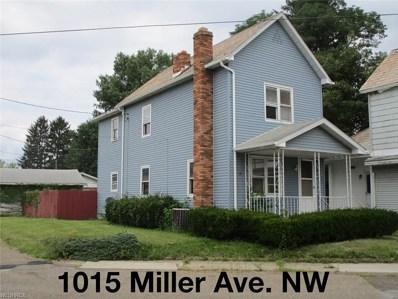 1015 Miller Ave NORTHWEST, New Philadelphia, OH 44663 - MLS#: 3940460
