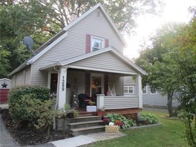 1389 East Ave, Elyria, OH 44035 - MLS#: 3941133