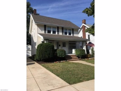 3634 W Park Rd, Cleveland, OH 44111 - MLS#: 3941353