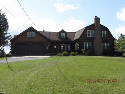 5043 County Line Turnpike, Southington, OH 44470 - MLS#: 3941618