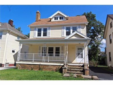 2111 Rossmoor Rd, Cleveland Heights, OH 44118 - MLS#: 3942662