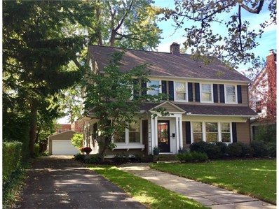 2874 Chadbourne Rd, Shaker Heights, OH 44120 - MLS#: 3943058