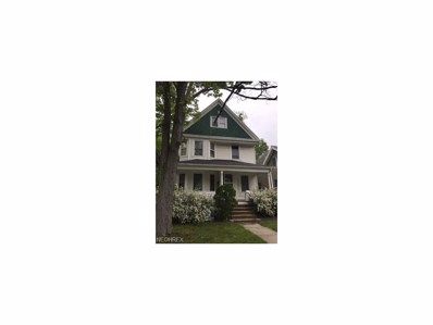 1725 Preyer Ave, Cleveland Heights, OH 44118 - MLS#: 3943155