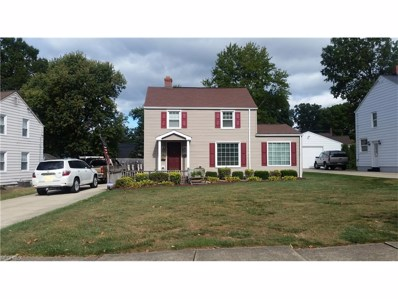 1611 Westview Dr NORTHEAST, Warren, OH 44483 - MLS#: 3944391