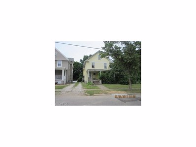 91 W 44th St, Ashtabula, OH 44004 - MLS#: 3944569