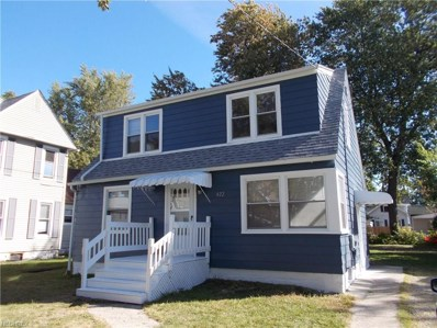 422 Thayer Ave, Ashtabula, OH 44004 - MLS#: 3945304