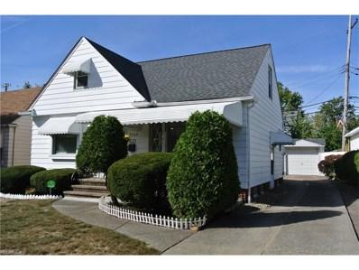 9309 Birchwood Rd, Garfield Heights, OH 44125 - MLS#: 3945827