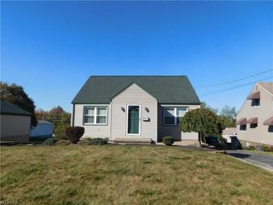 832 Wheeler Ave, Hubbard, OH 44425 - MLS#: 3946231