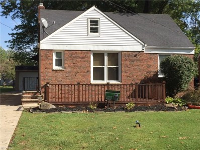 405 E 257th St, Euclid, OH 44132 - MLS#: 3947627