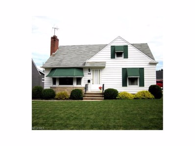 15894 Parklawn Ave, Middleburg Heights, OH 44130 - MLS#: 3947896