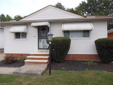 4677 Beechgrove Ave, Cleveland, OH 44125 - MLS#: 3948374