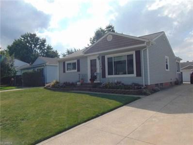 1744 Rush Rd, Wickliffe, OH 44092 - MLS#: 3949602