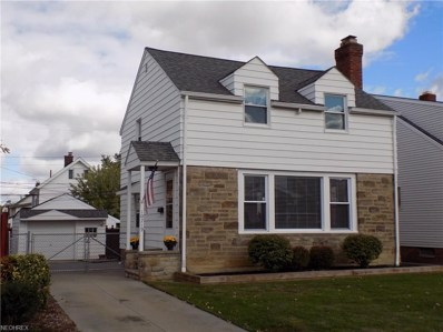 10719 Vernon Ave, Garfield Heights, OH 44125 - MLS#: 3949651