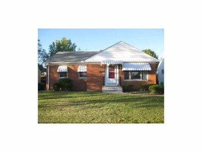 16201 Mendota Ave, Maple Heights, OH 44137 - MLS#: 3949768