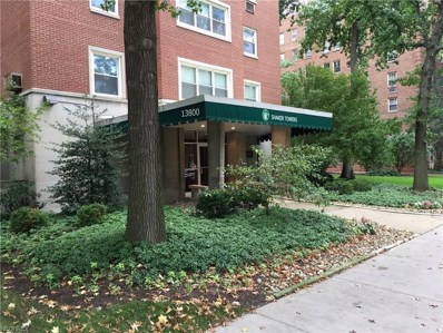 13800 Shaker Blvd UNIT 706, Cleveland, OH 44120 - MLS#: 3950039