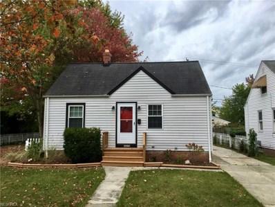 20590 Morris Ave, Euclid, OH 44123 - MLS#: 3951356