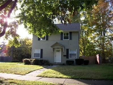 754 Hayden Ave, Akron, OH 44320 - MLS#: 3951414