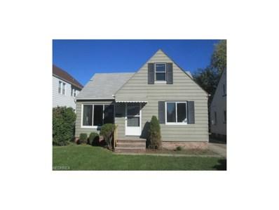 10509 McCracken, Garfield Heights, OH 44125 - MLS#: 3951729