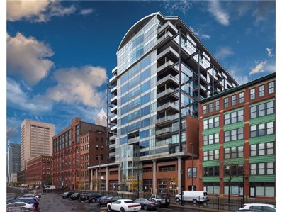 701 W Lakeside Ave UNIT 702, Cleveland, OH 44113 - MLS#: 3952436