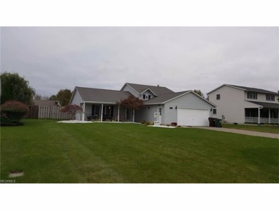431 Berry Ridge Dr, Amherst, OH 44001 - MLS#: 3952857